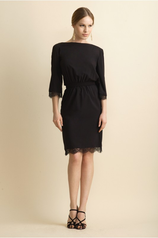 CHRISTINE LACE DRESS